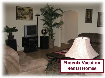 Phoenix Vacation Rentals - Property#226