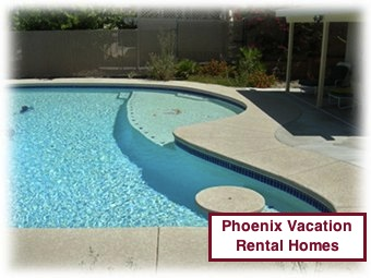 Phoenix Vacation Rentals - Property#227